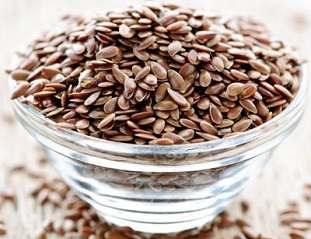 Curing Goiter with Flaxseeds